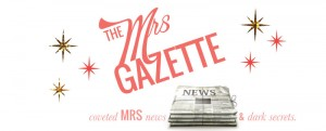 Mrs Lilien Gazette