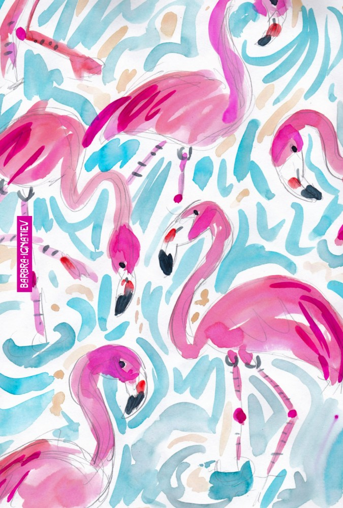 63_Flamingoes_iPhone