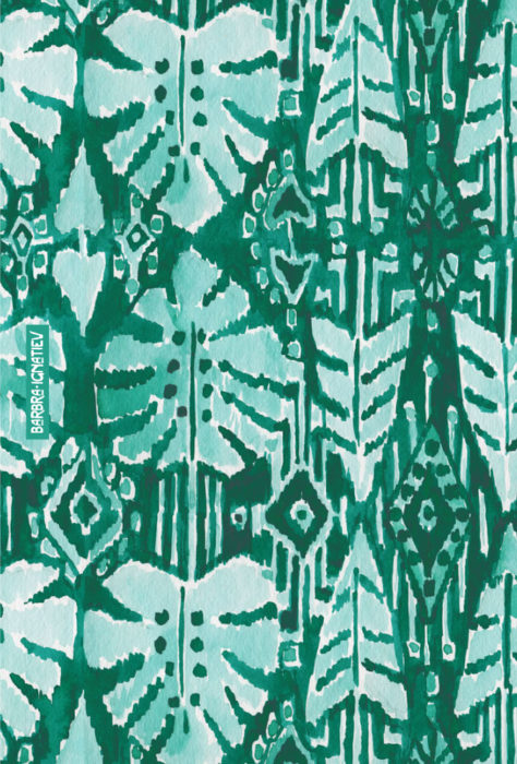 JUNGLE IKAT