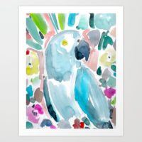 doodle-the-african-grey-prints