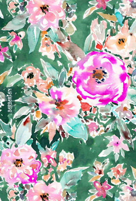 WANDERLUSH Colorful Floral