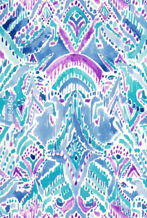 UNICORN DAYDREAMS Mythical Tapestry